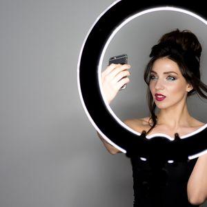 Круглые кольцевые лампы - светодиодные лампы для проведения фотосессий