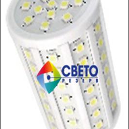Завод производит светодиодны лампы CORN