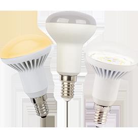 Светодиодные лампы серии R