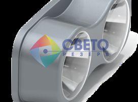 Светодиодные светильники RGL-400-CW-L140 F