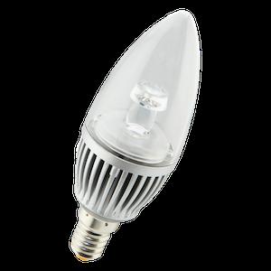 Светодиодные лампы с цоколем Е14 Samsung