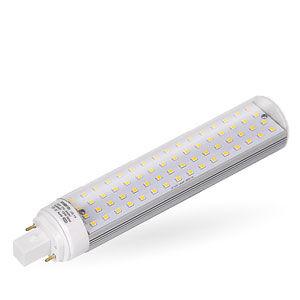 Купить светодиодные лампы с цоколем G24 для освещения холлов, торговых и вспомогательных площадей
