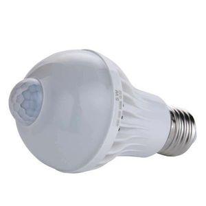 Светодиодные лампы с датчиками движения